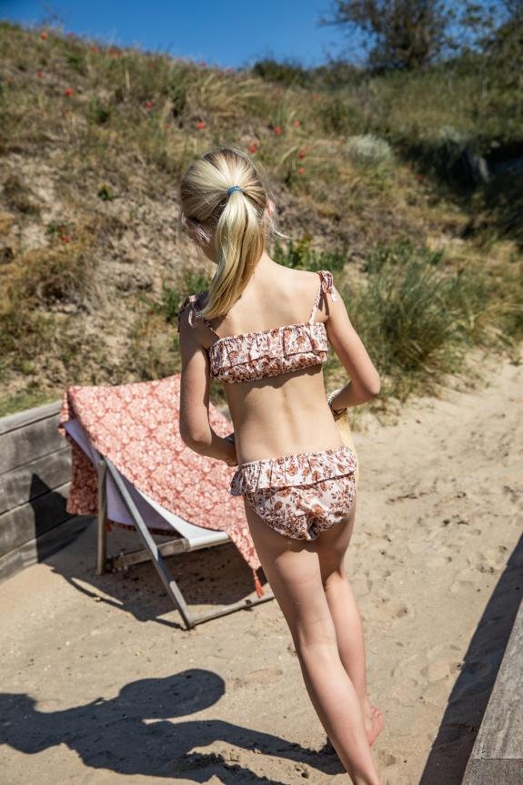MARLOT x BINDI ATELIER Bikini Mishka sarika vanilla