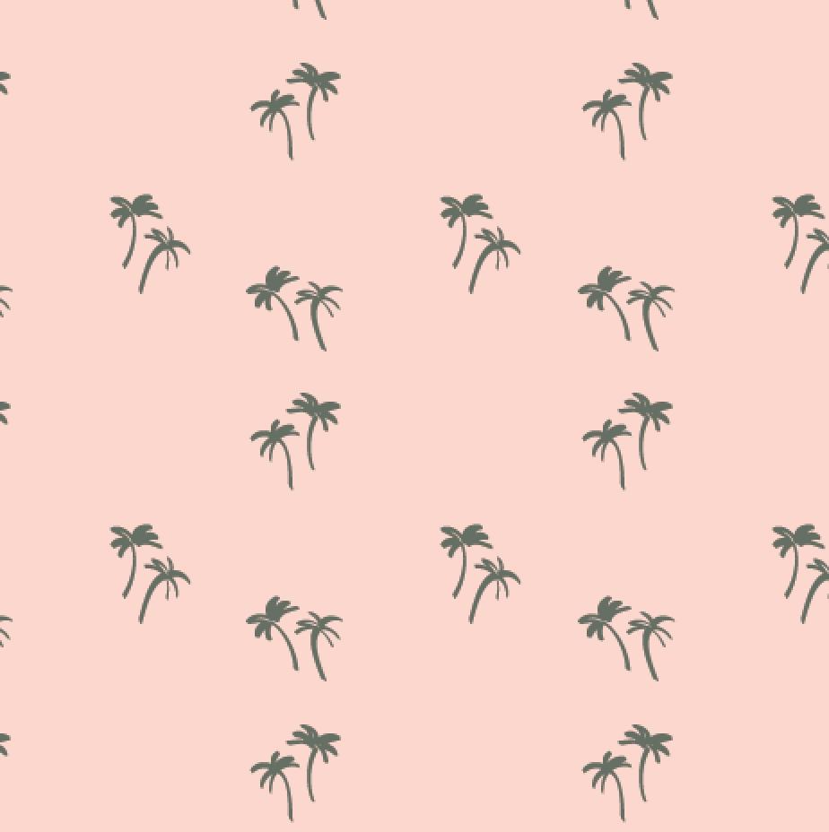 California pink print